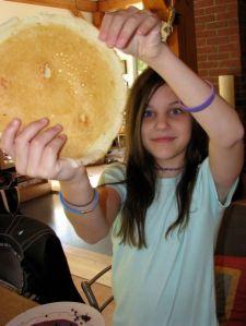 Ellen's pancake