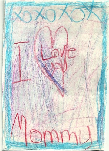 love note from Charlotte