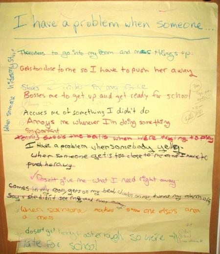 2009 Problem Board