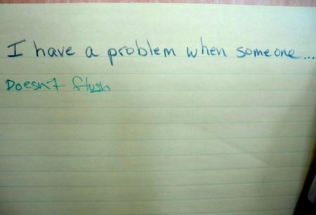 2011 Problem Board